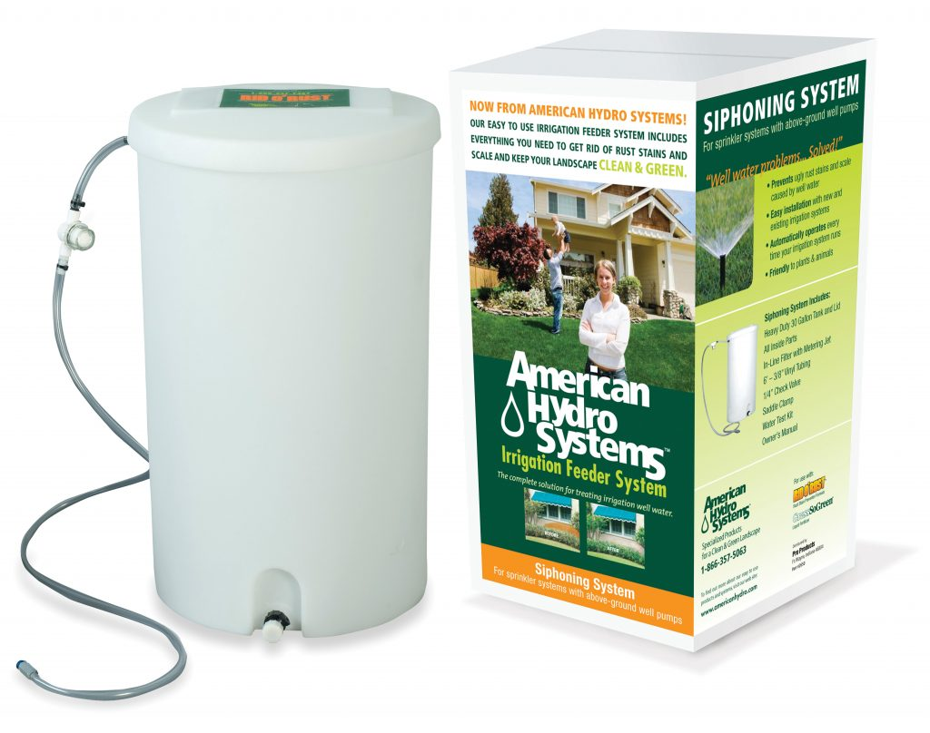American Hydro 30 Gallon Siphoning System