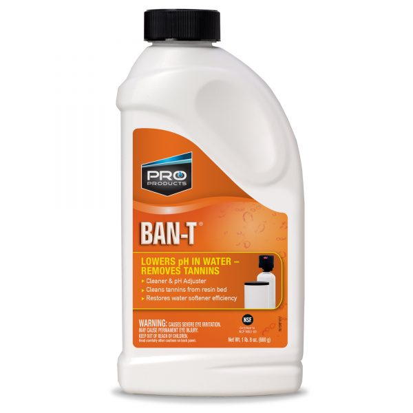 BAN-T Water Softener Cleaner