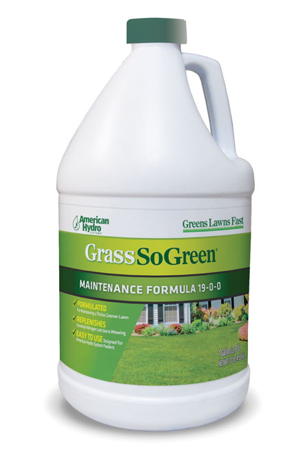 GrassSoGreen_Maintenance Formula