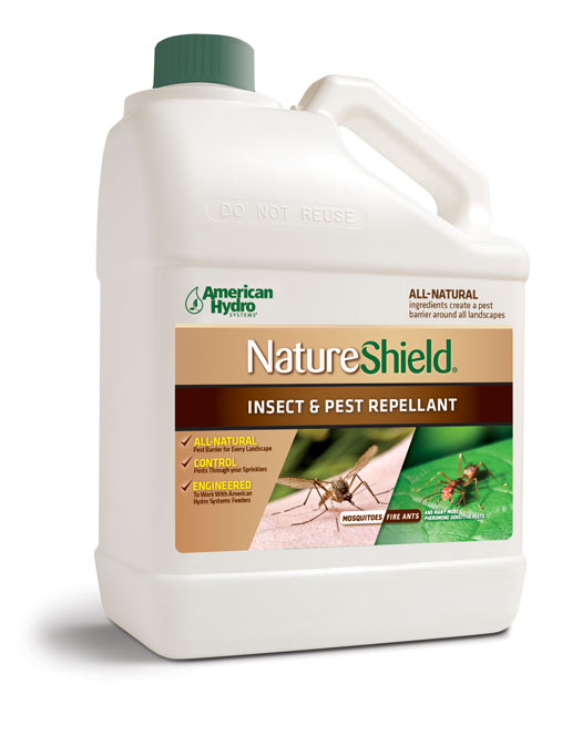 NatureShield Insect Repellant Irrigation System