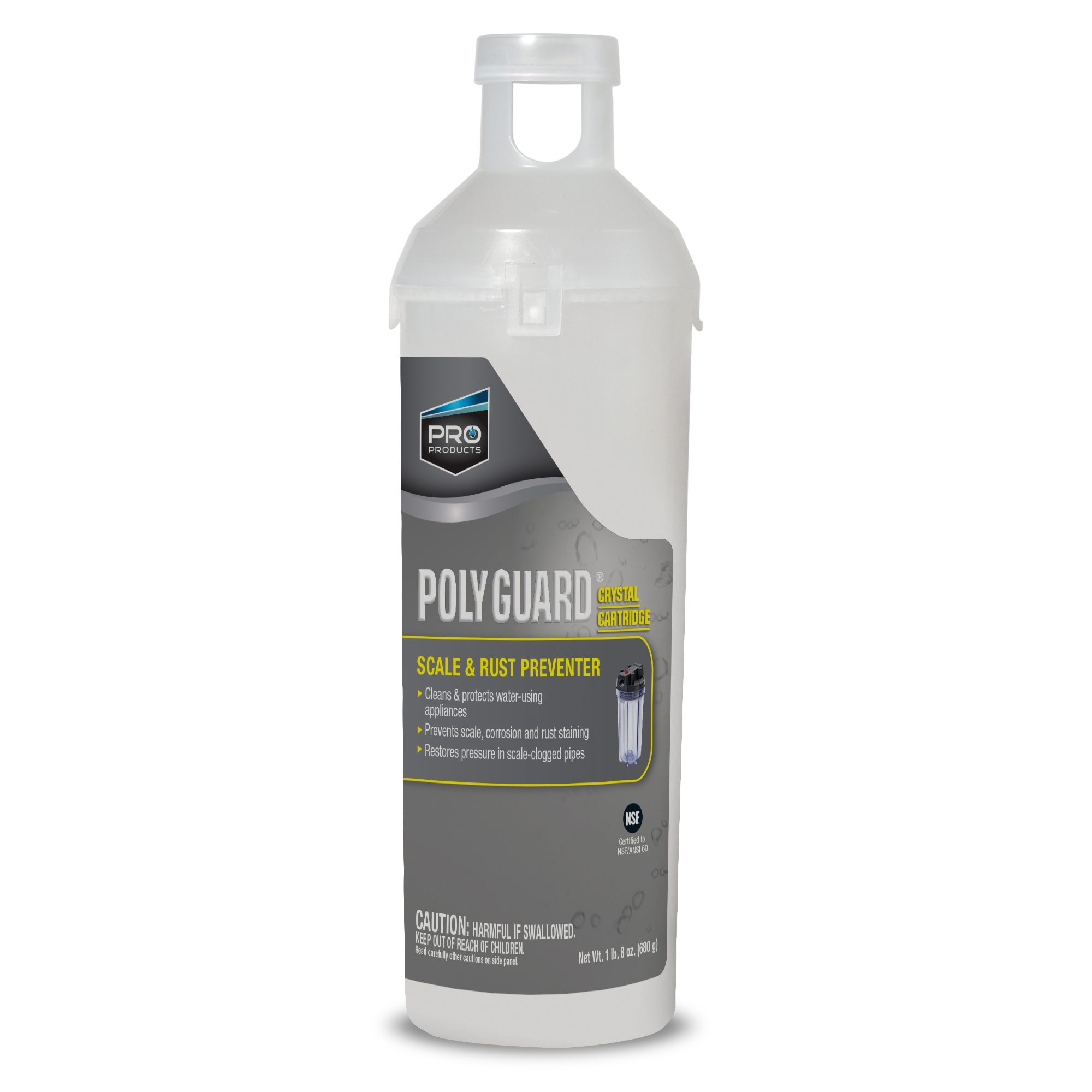 Poly Guard 174 Crystal Cartridge Pro Products