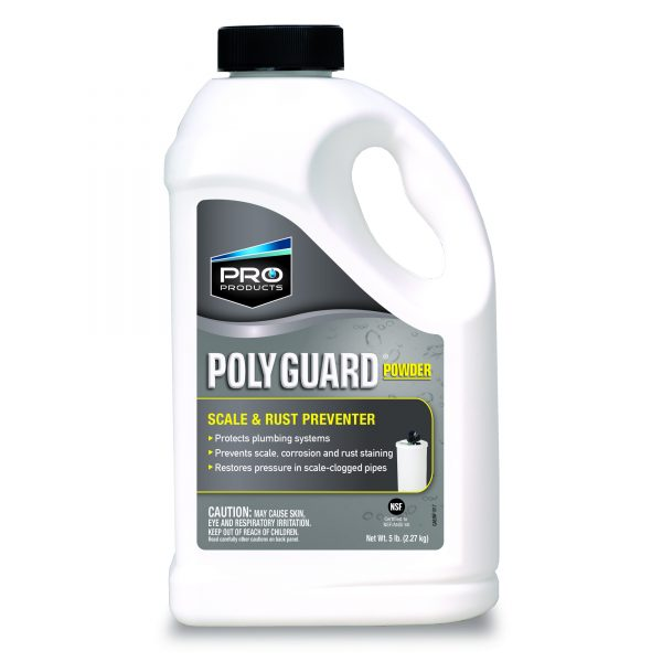 Poly Guard Rust Preventer Powder