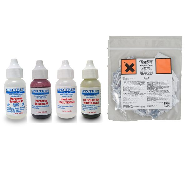 Replacement-Parts-Field-Analysis Water Test Kit